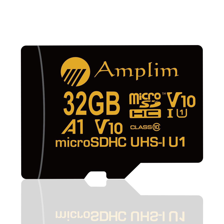 Amplim 2X 32 GB Ultra High Speed 667X 100MB//s UHS-1 Class 10 U1 UHS-I V10 A1 MicroSD HC Extreme Pro Camera TF MicroSDHC Flash Cell Phone 2 Pack 32GB Micro SD SDHC Memory Card Plus Adapter Tablet