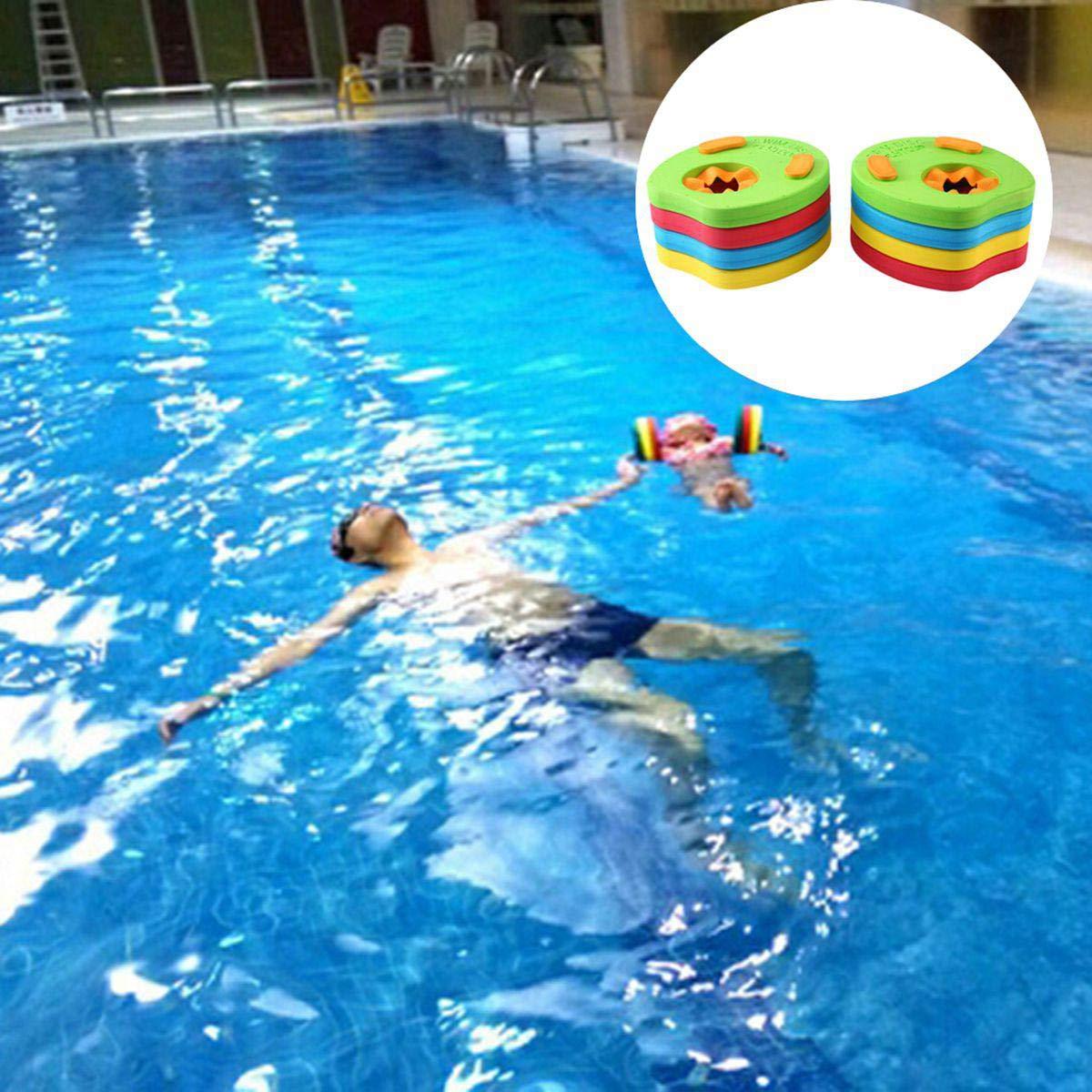 Pawaca Schwimmscheiben-Set f/ür Kinder 8 St/ück