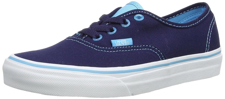 Vans Unisex-Erwachsene Authentic Sneakers  40 EU|Blau ((Cleareylts)ecl Fc7)