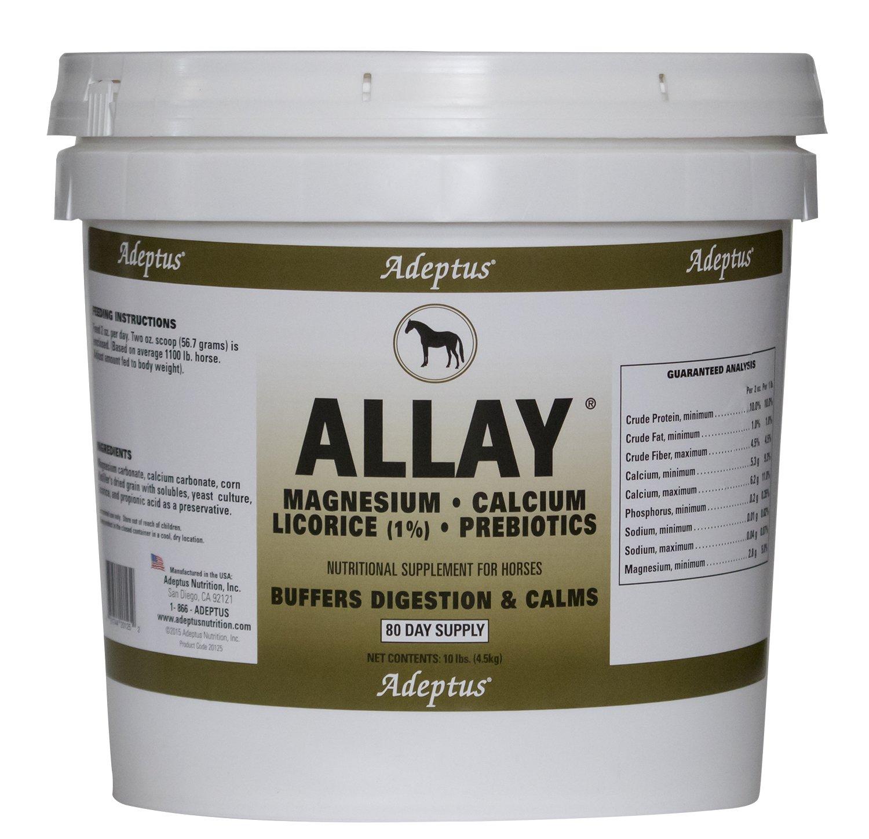 Adeptus Nutrition Allay EQ Joint Supplements, 10 lb./10 x 10 x 10