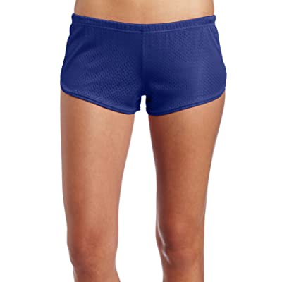Soffe Women's Mesh Teeny Tiny Short: Clothing