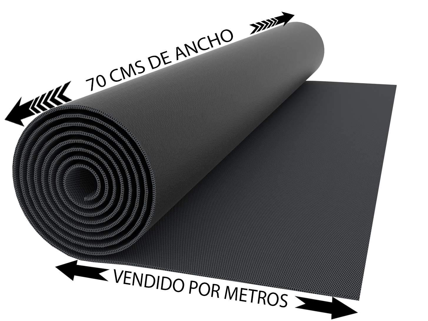 LA WEB DEL COLCHON Polipiel para tapizar 1 ML. Polipiel (Ancho 70 cms.) Color Chocolate: Amazon.es: Hogar