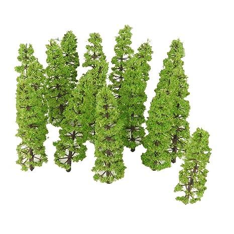 4 x jonc de mer vert foncé//Cactus//Arbuste//Algue Plante//ARTICLE NEUF 30093 Lego