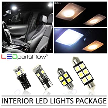 LEDpartsNow Acura RSX LED Interior Lights Accessories - Acura rsx accessories