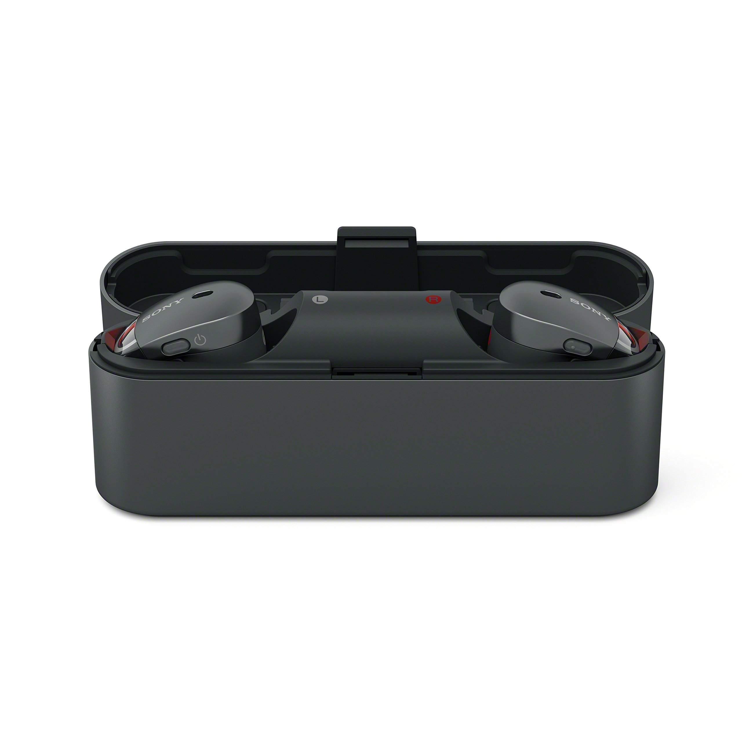 Sony Premium Noise Cancelling True Wireless Headphones - Black (WF1000X/B) by Sony (Image #7)