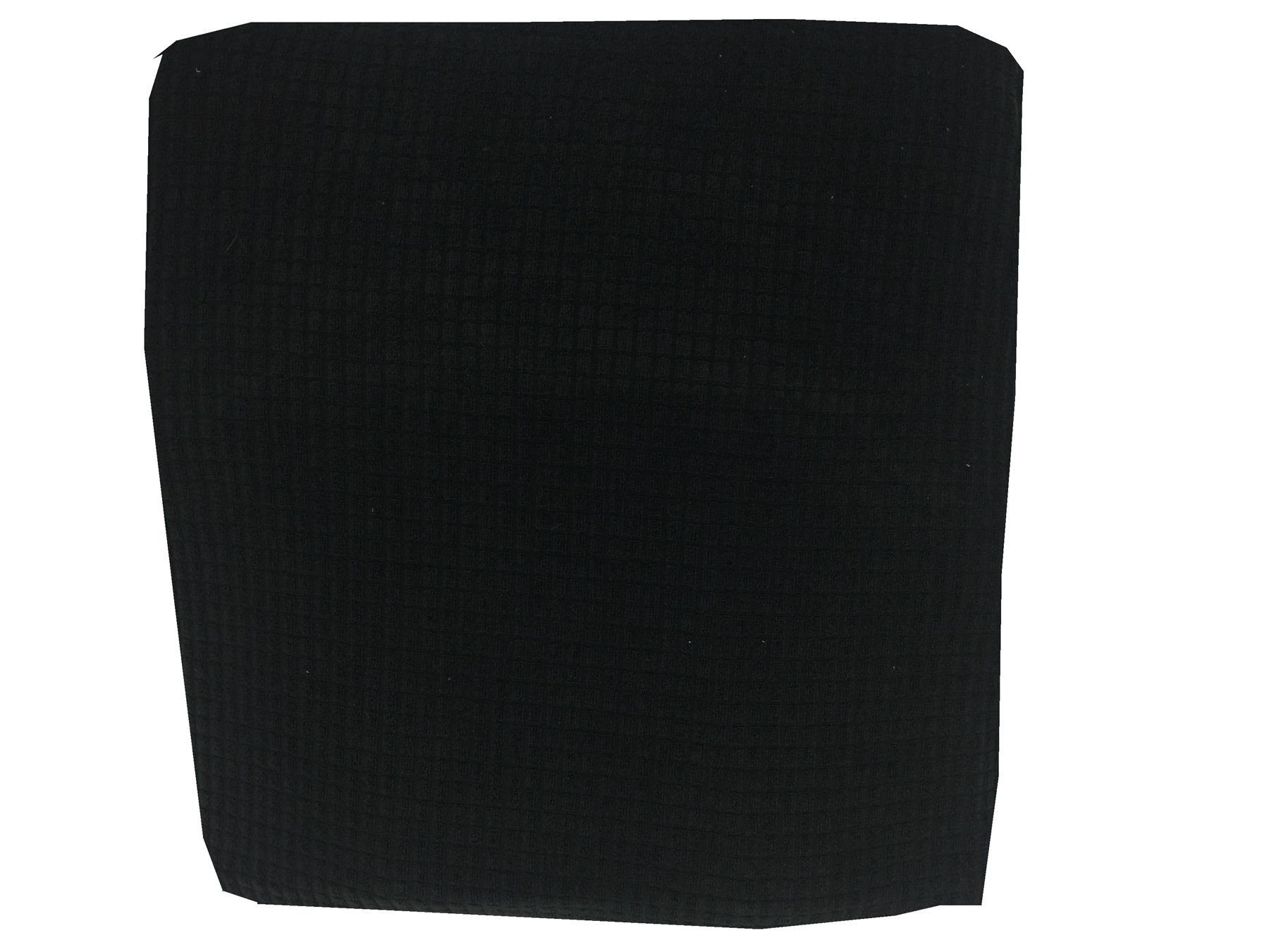 Queen Linens One Piece Stretch Recliner Slipcover, Stretch Fit Furniture Chair Recliner Lazy Boy Cover Slipcover, Estella (Black) by Queen Linens (Image #5)