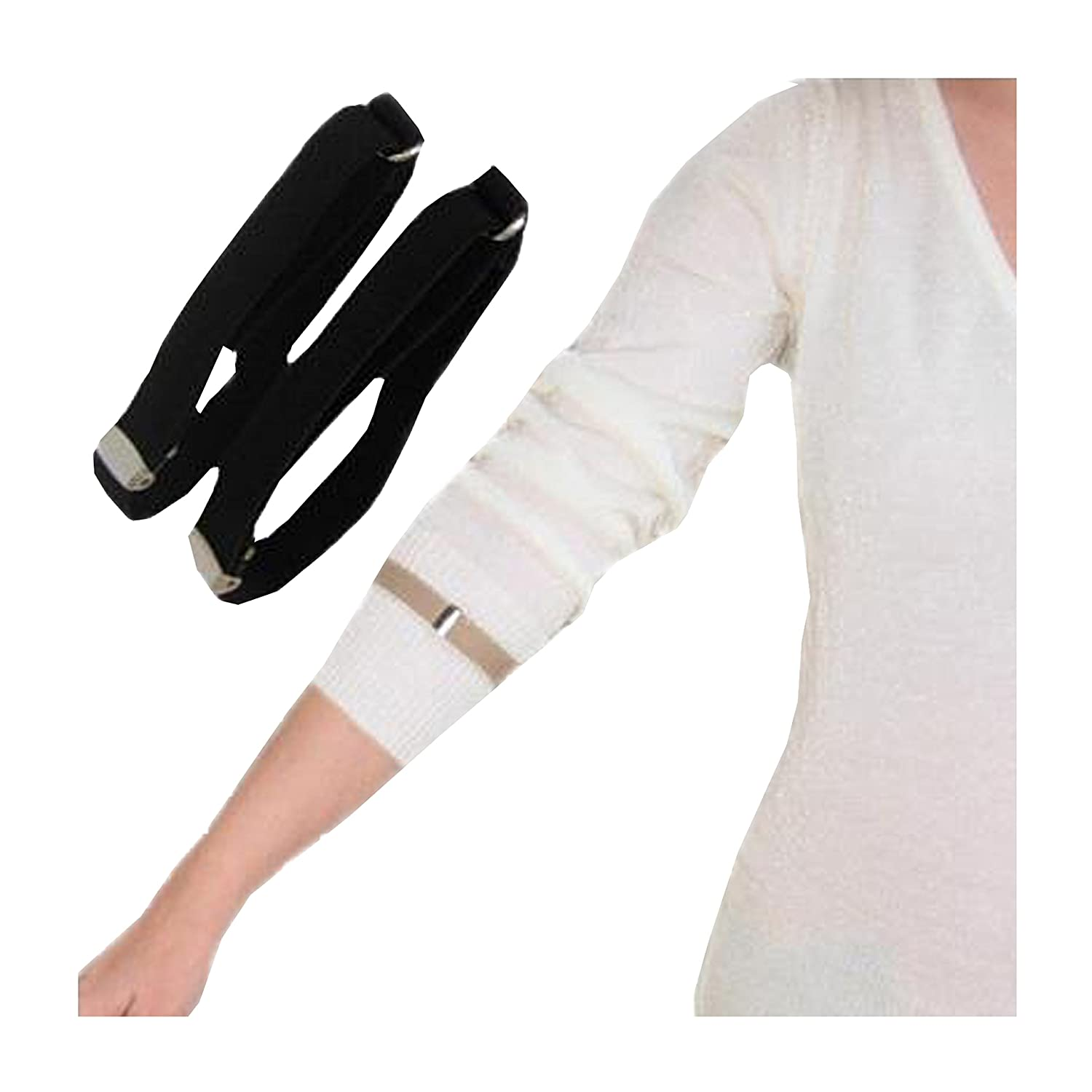 armbands elastic bands hold sleeve ups shirt ebay garters holders s itm arm