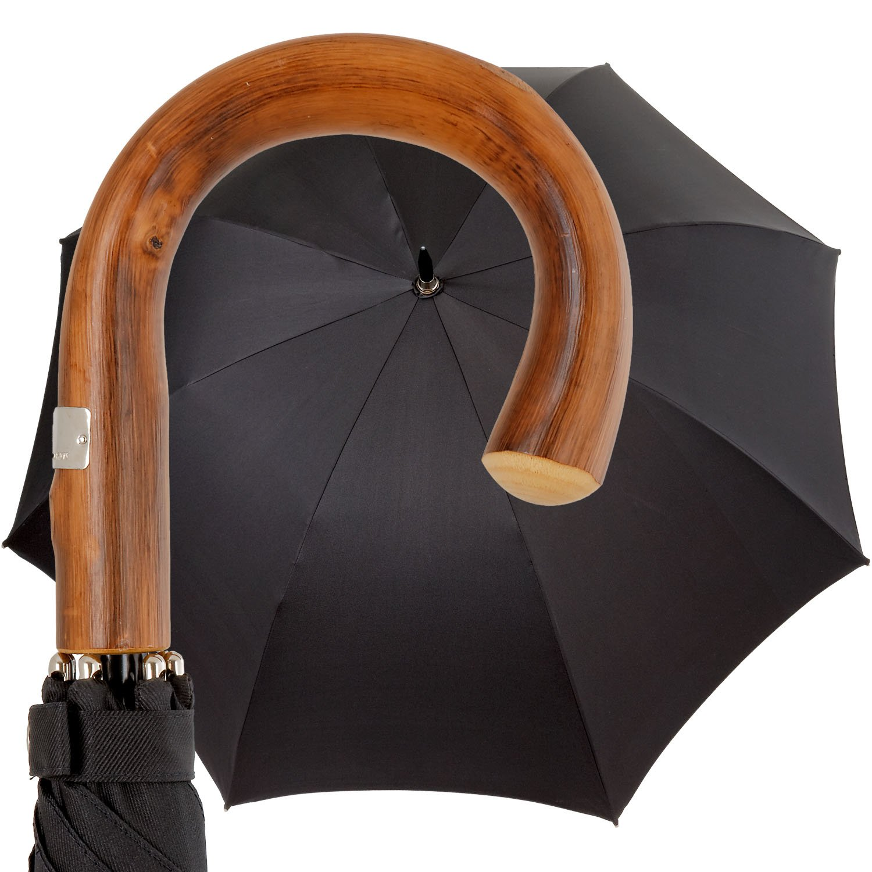 Oertel Handmade - Sport uni - golf umbrella - black