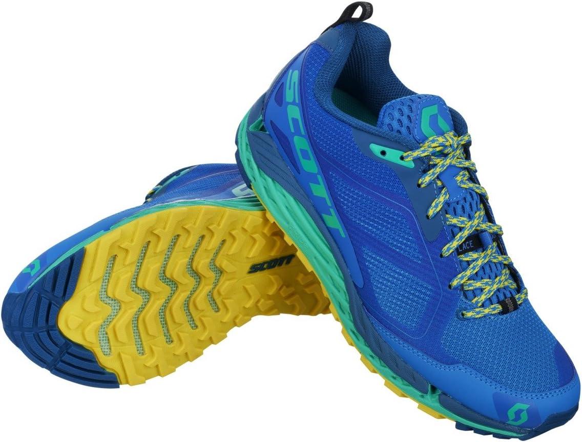 Scott running Zapatilla ws t2 kinabalu 3.0-blue/green-9,5 usa ...