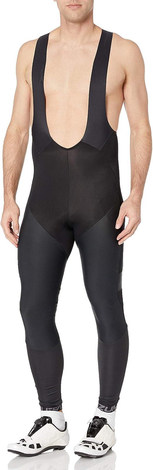 Large Black PEARL IZUMI Purr Thermal Cycling Bib Tights