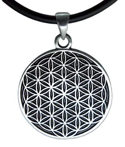 Amazon flower of life pewter mozeypictures Gallery