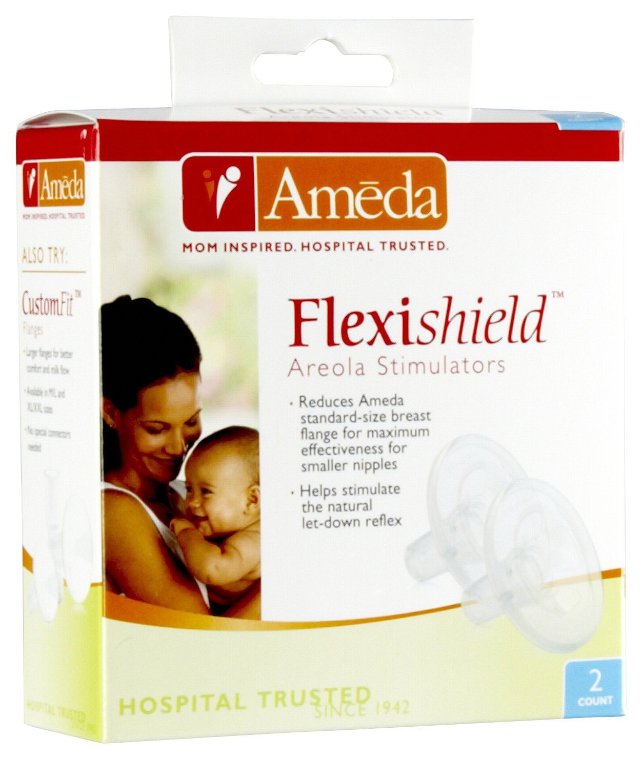 2 Pack Flexishield Areola Stimulater