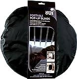LightsOut Premium Pop-Up Blackout Blinds (2 Pack)