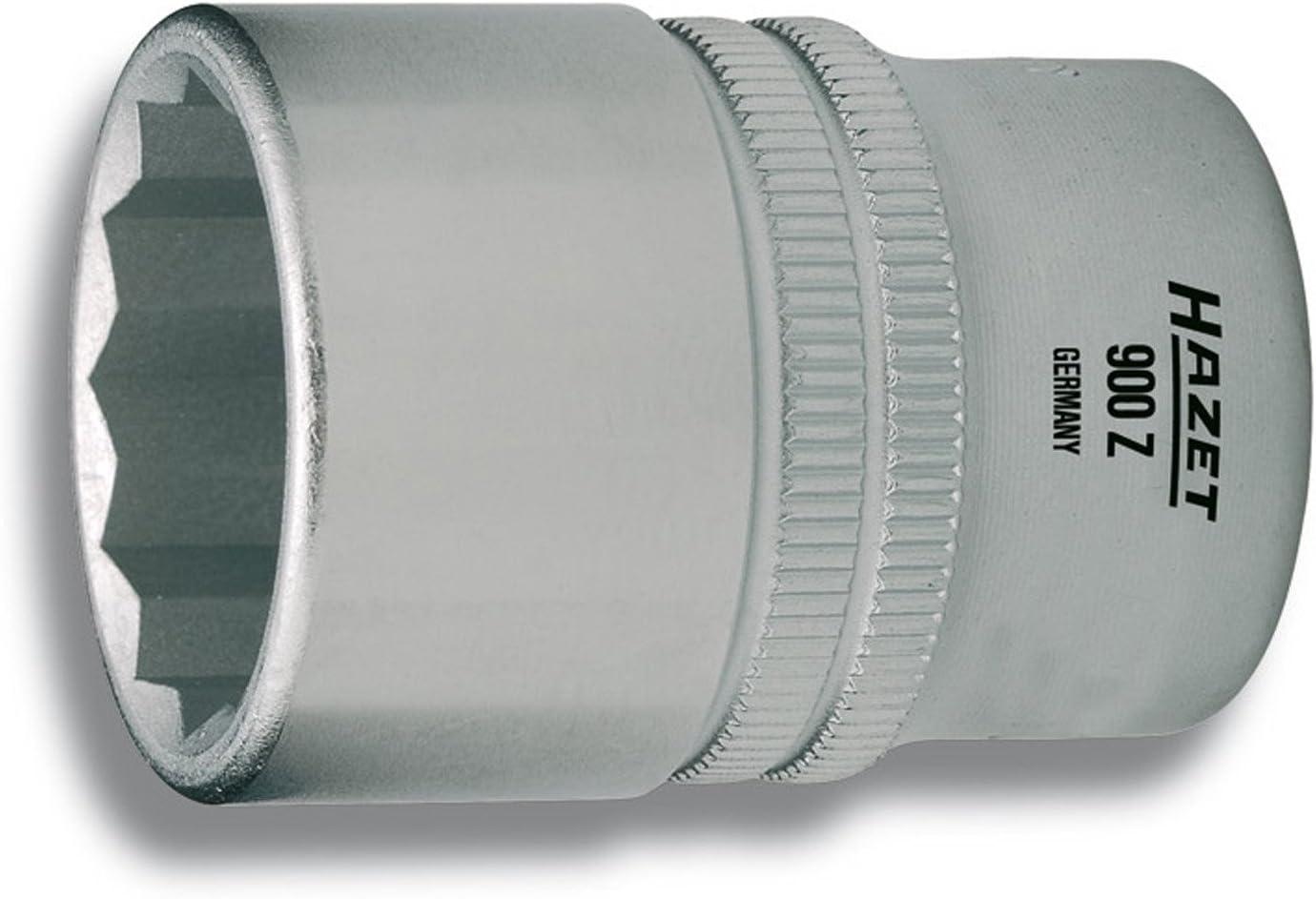 Hazet 900Z-20 Doppel-6Kt.-Steckschl/üssel-Einsatz