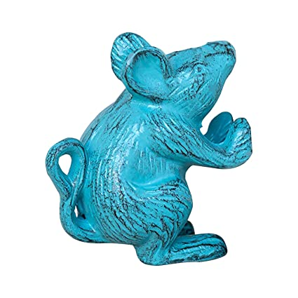 Cast Iron Mouse Decorative Door Stop | Door Wedge | Unique, Antique Design  (Rustic - Amazon.com: Cast Iron Mouse Decorative Door Stop Door Wedge