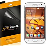 [6-Pack] Supershieldz- Anti-Bubble High Definition Clear Screen Protector For Samsung Galaxy Prevail LTE (Boost Mobile) + Lifetime Replacements Warranty - Retail Packaging