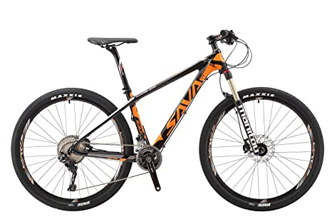 savadeck 700 de fibra de carbono para bicicleta de montaña 26 ...