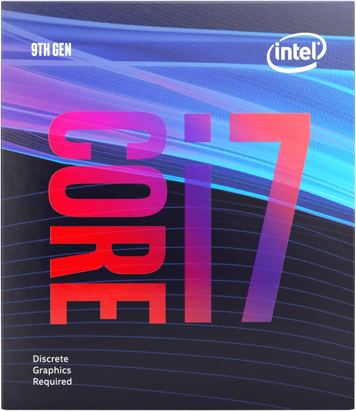 Intel BX80684I79700F Core i7-9700F Desktop Processor 8 Core Up to 4.7 GHz Without Processor Graphics LGA1151 300 Series 65W
