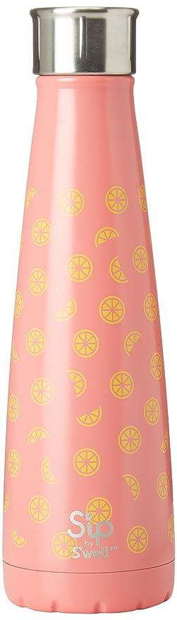 Viola//Navy 15oz Swell S ip by Top Dog Termica a Doppia Parete in Acciaio Inox Acqua Lemon Drop 425,2/Gram