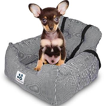 Amazon.com: Xiaoo - Coche para perro con funda extraíble y ...