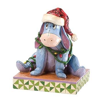 Disney Tradition Eeyore with Christmas Lights: Amazon.co.uk ...