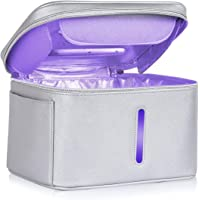 LED Light Bag Travel Box USB Operated with 12 Lamps, 99% Clear within 3 Mins for Phone Bottle Toys Jewelry (US Stock 5-7…