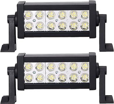 LED Light Bar, Northpole Light 2x 8