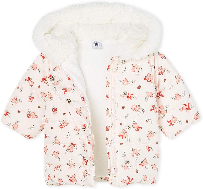 Petit Bateau Baby Girls Jacket