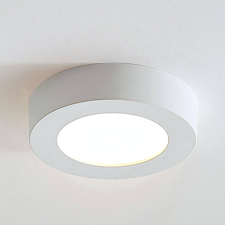 Arcchio LED Deckenlampe 'Marlo' spritzwassergeschützt Modern ...