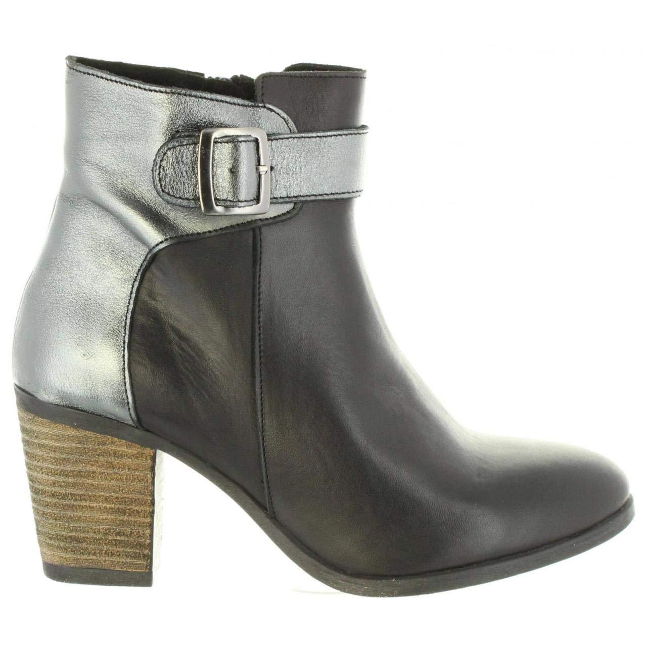 CUMBIA Stiefel für Damen 31058 schwarz