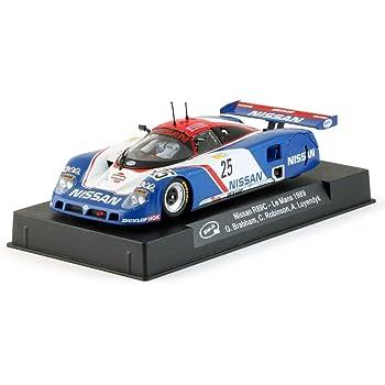 Slot.it SICA28D Nissan R89C #25 24 HR Le Mans 1989 Slot Car (1:32 Scale)