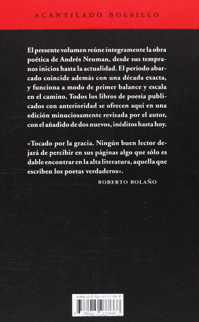 Década (Poesía 1997-2007) (Acantilado Bolsillo): Amazon.es: Neuman ...