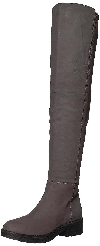 Eileen Fisher Women's Loft Over The Knee Boot B06XW5DJJ8 5 B(M) US|Graphite