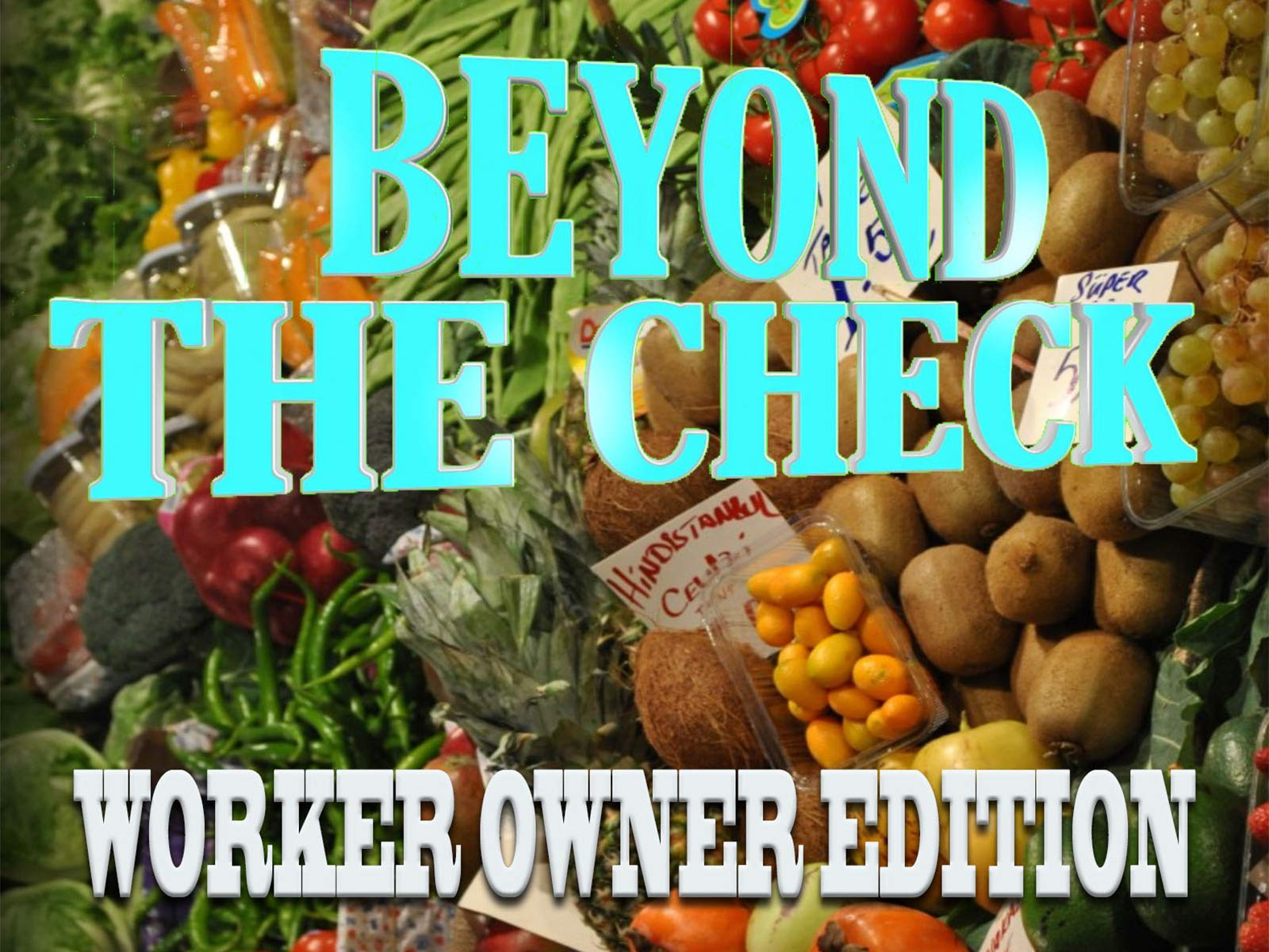 Beyond the Check: Worker Owner Edition - Season 1