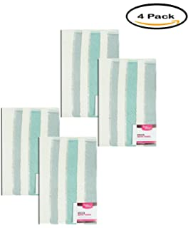 better homes and gardens bath rugs. PACK OF 4 - Better Homes And Gardens Glimmer Bath Towel Collection Rugs A