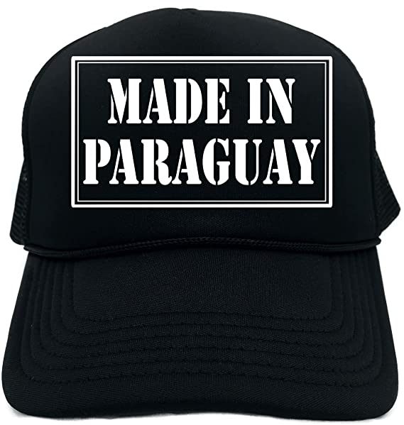 32defc61511c3 Amazon.com  Signature Depot Funny Trucker Hat (Made In Paraguay ...