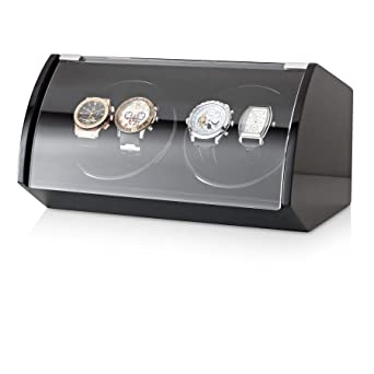 Amazon Com Automatic Watch Winder With Usb Power Option For Winding