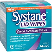 Alcon Systane Eyelid Cleansing Wipes