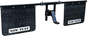 Tow Tuff TTF-2418AMF Universal-Mounts Mud Flaps for Towing