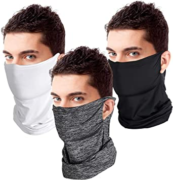 Sun Lightweight for Cycling Neck Gaiter Cover Running Multifunctional Face Cover