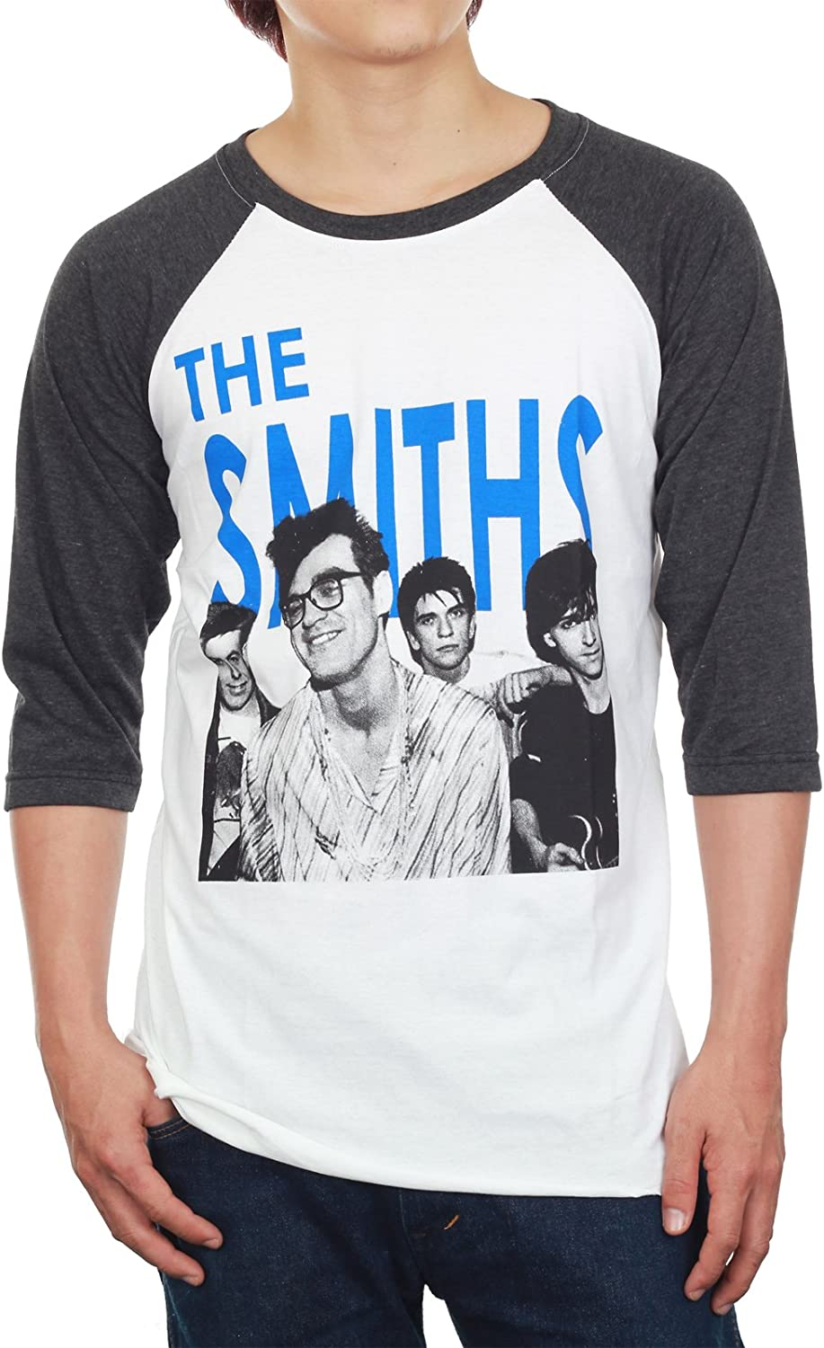 MORRISEY LADIES MUSIC T SHIRT THE SMITHS NEW TOP GIFT W24