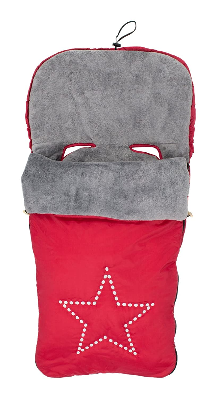 Alondra 643V Chancelière universelle et imperméable pour poussette de bébé bleu marine 643V-402