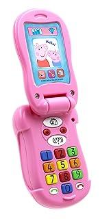 Peppa Pig PP06Flip e impara Telefono Giocattolo elettronico Trends UK none