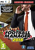 Football Manager 2016 (Special Edition)  PC / MAC