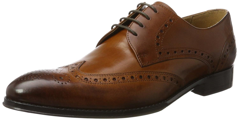 TALLA 42 EU. Melvin&Hamilton Kane 5, Zapatos de Cordones Derby para Hombre
