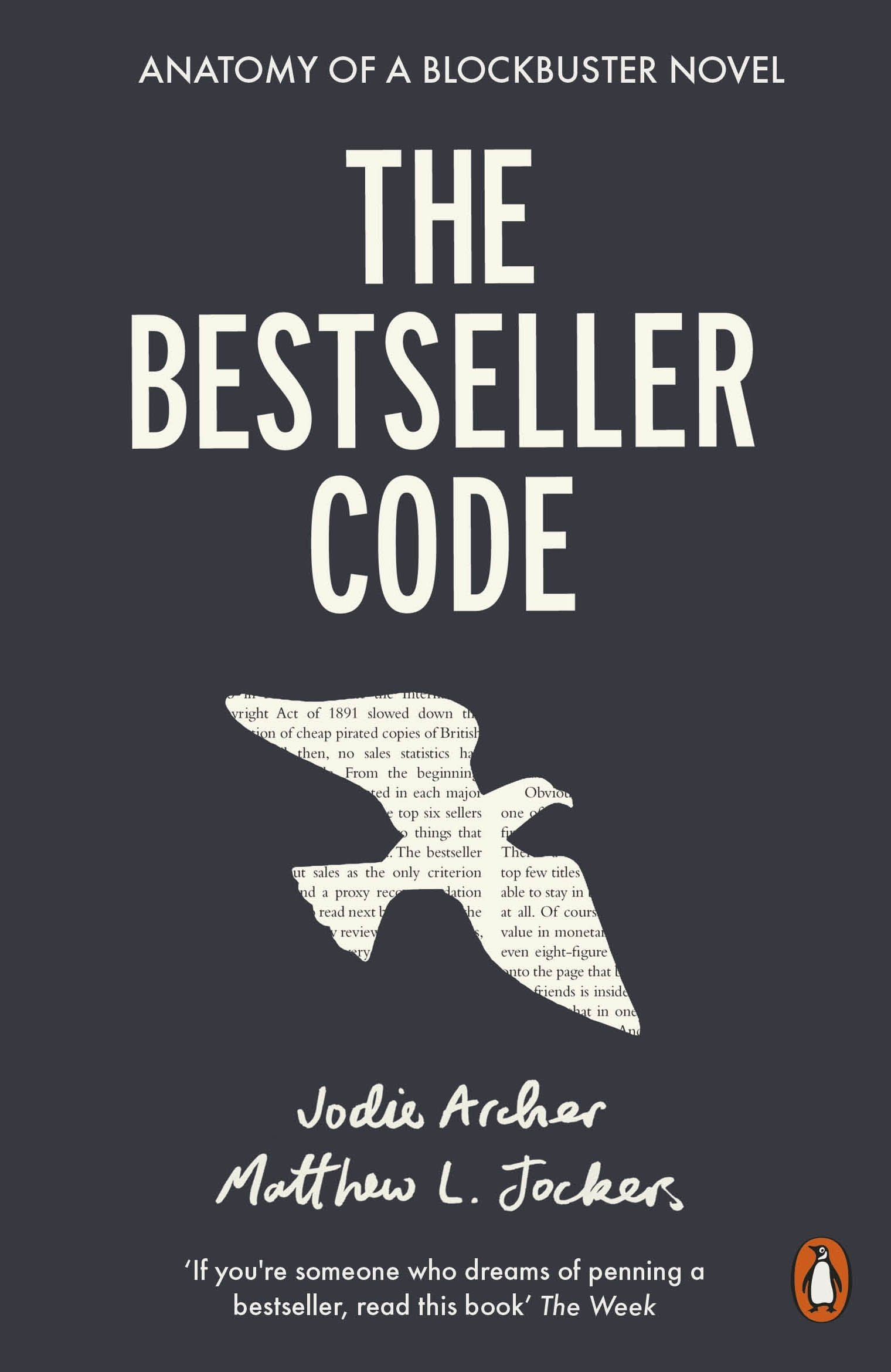The Bestseller Code Amazon Matthew Jockers Jodie Archer