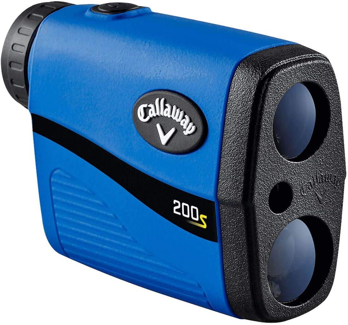 Callaway 200s Slope Laser Rangefinder Blue