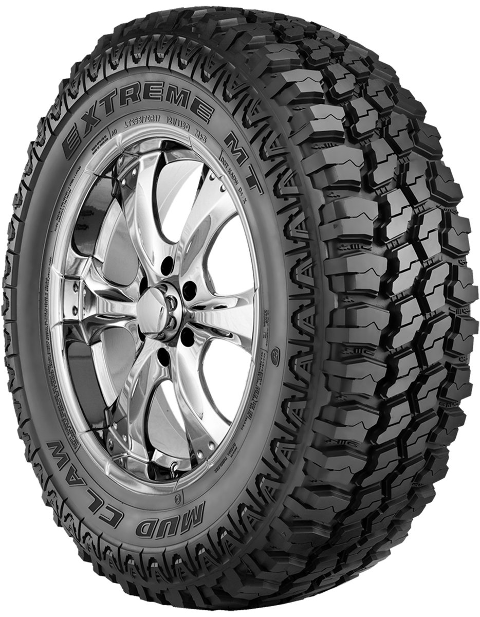 Mud Claw Extreme M/T All- Season Radial Tire-265/75R16 95Q