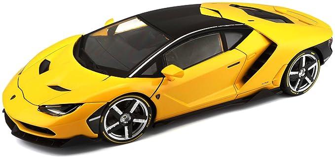 Amazon Com Maisto 1 18 Exclusive Edition Lamborghini Centenario