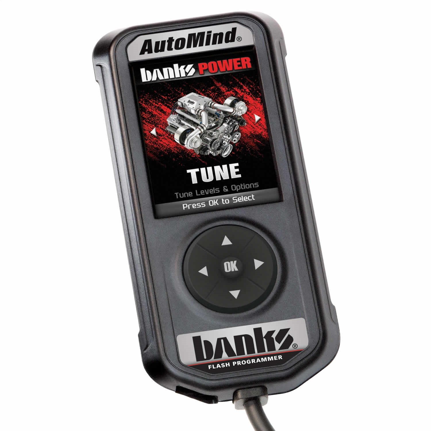3. Banks 66410 AutoMind 2 Programmer Tuner for 2015 6.7 Powerstroke